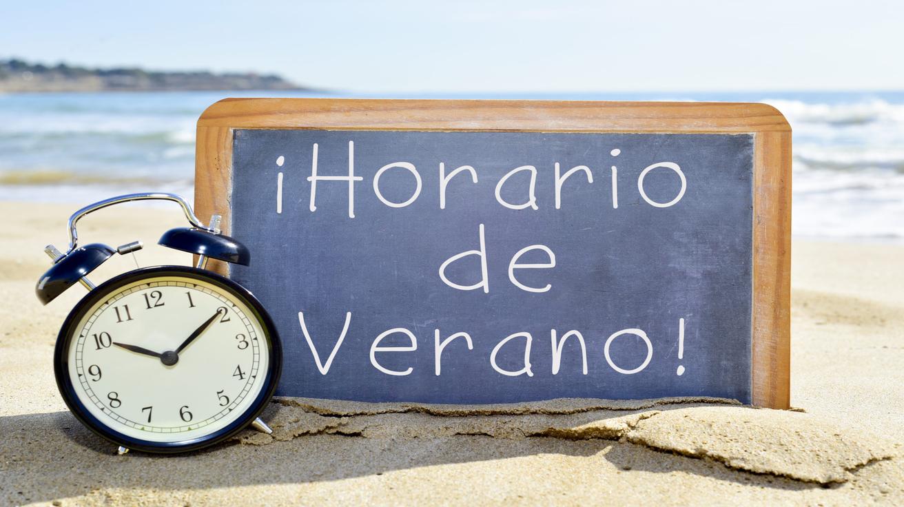 Horario de verano 2020 title=